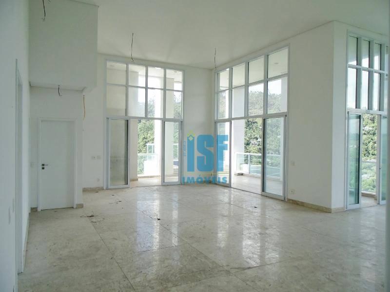 Apartamento com 3 dormitórios para alugar, 200 m² por R$ 7.000/mês - Tamboré - Santana de Parnaíba/SP - AP20424.