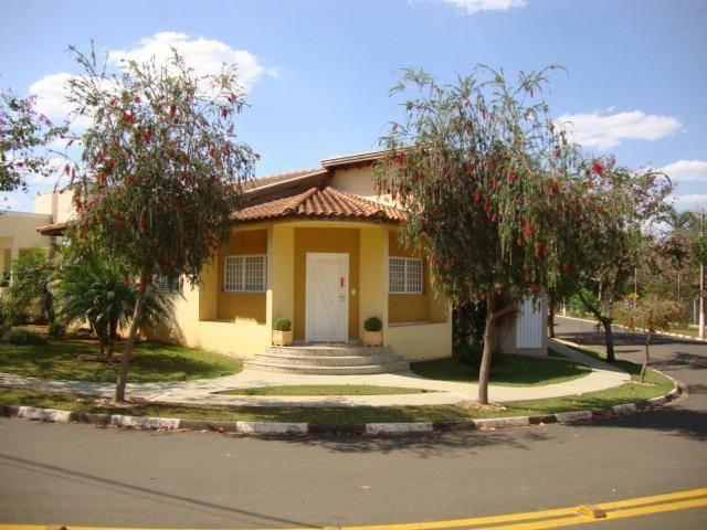 Casa 3 Dorm, Condomínio Campos do Conde, Paulinia (CA1594)