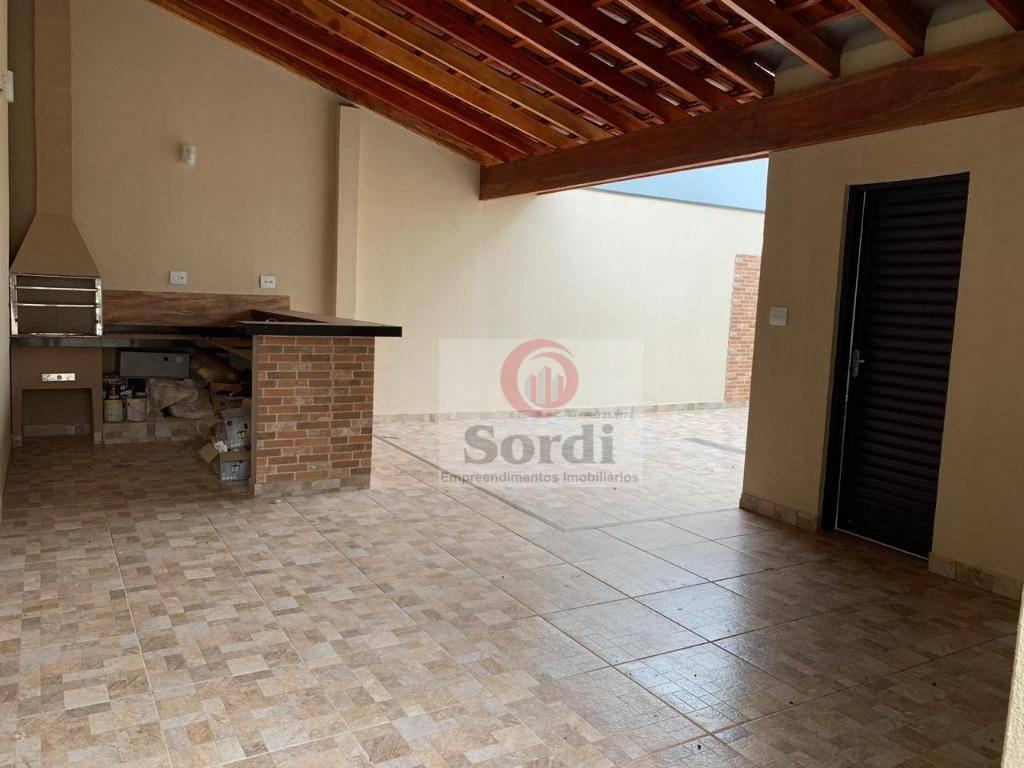 Casa com 3 dormitórios à venda, 180 m² por R$ 375.000 - Jardim das Oliveiras - Brodowski/SP