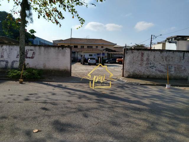 Terreno à venda, 1054 m² por R$ 2.700.000,00 - Macuco - Santos/SP