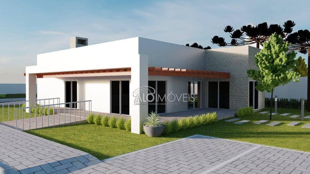 Terreno à venda, 95 m² por R$ 128.688 - Xaxim - Curitiba/PR