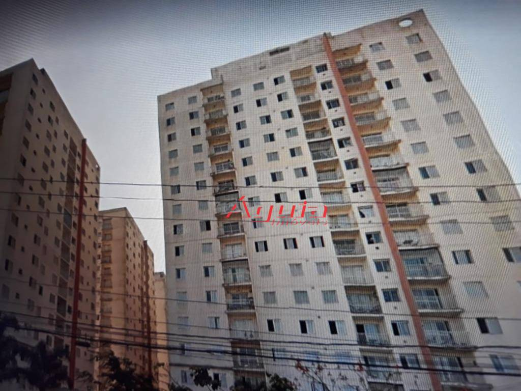 Apartamento com 3 dormitórios à venda, 60 m² por R$ 280.000 - Vila Homero Thon - Santo André/SP