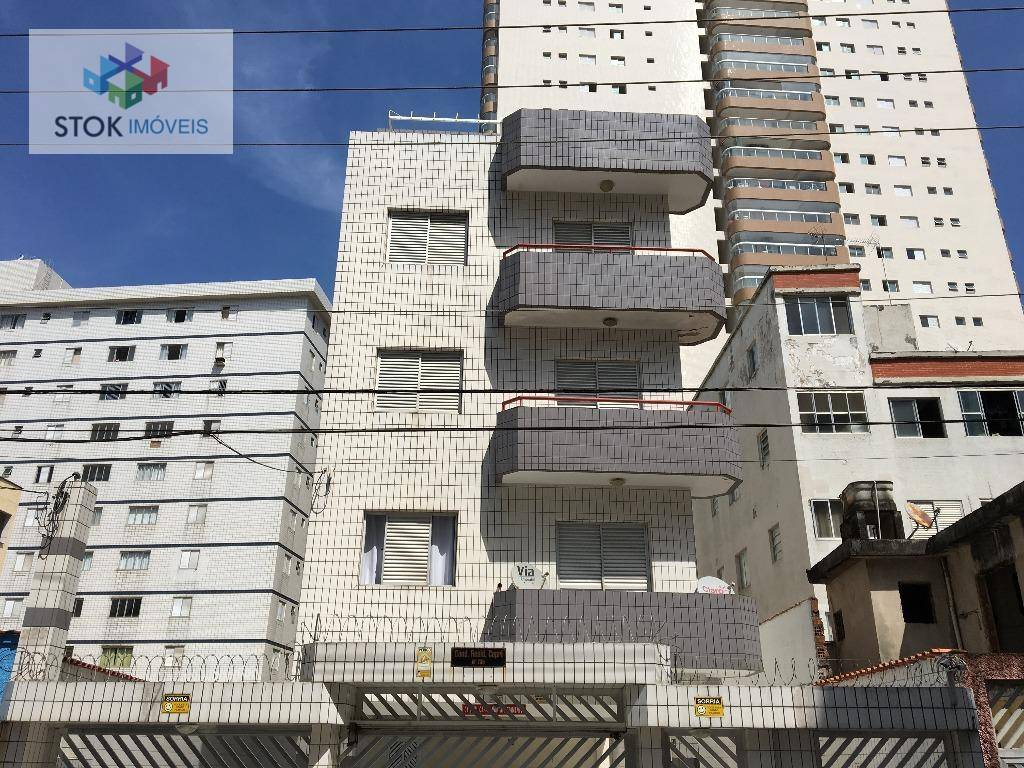 Apartamento com 2 dormitórios à venda, 93 m² por R$ 260.000,00 - Aviação - Praia Grande/SP