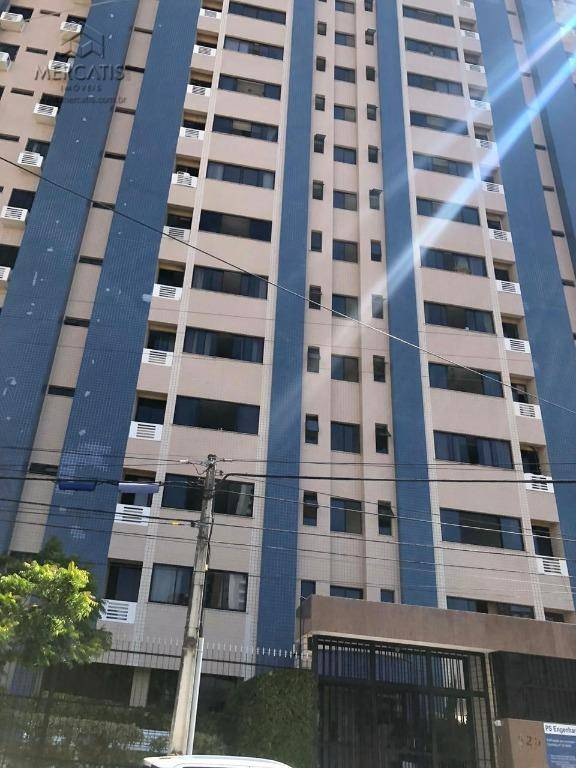 Apartamento à venda | Edifício Saint Etienne | Bairro Aldeota | Fortaleza (CE) -