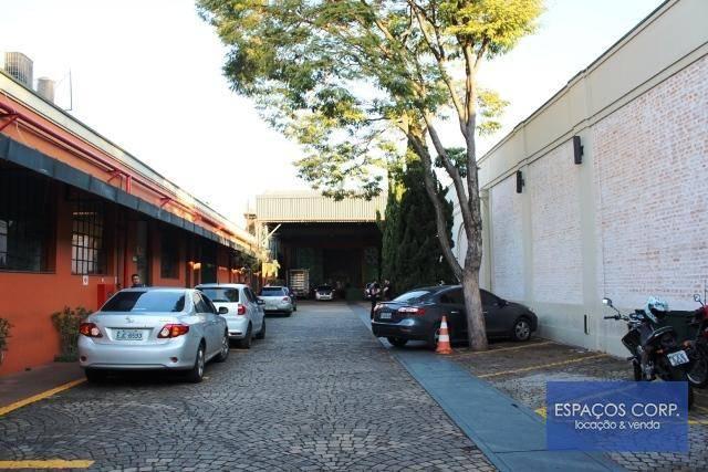 Galpão para locação, 1050m²  - Vila Leopoldina - São Paulo/SP