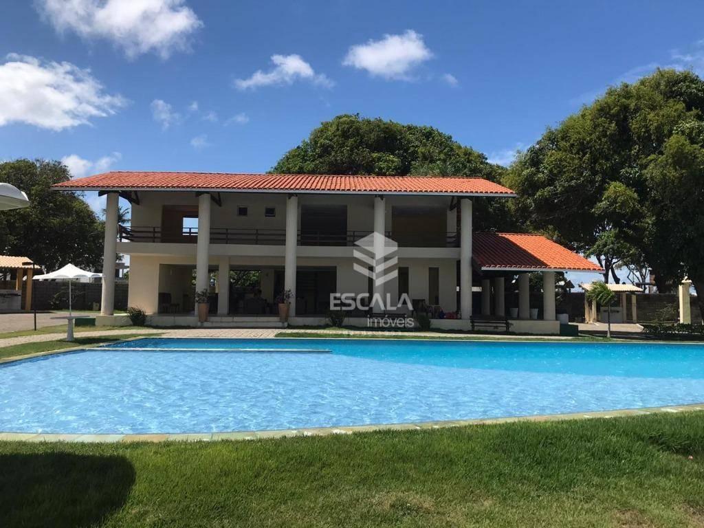 Lote à venda, 302 m², Vila do Porto, condomínio fechado, financia - Lagoa do Banana - Caucaia/CE