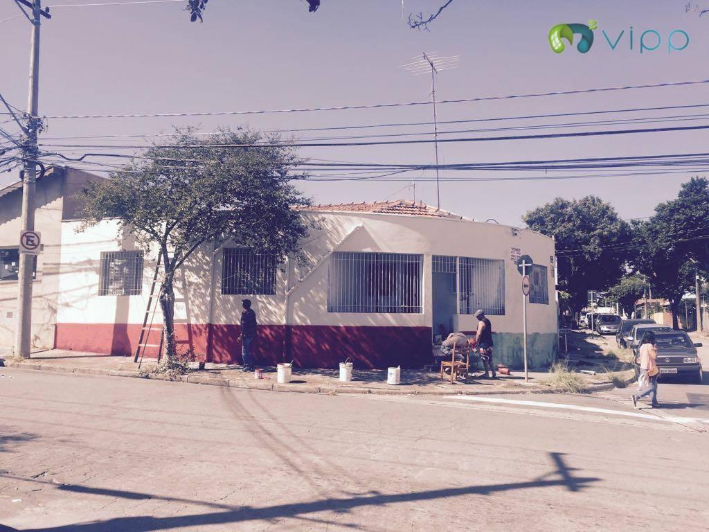 Casa residencial à venda, Cidade Santos Dumont, Jundiaí.