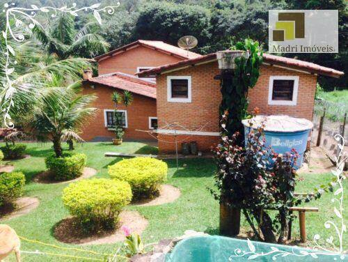 Casa com 5 dormitórios à venda, 500 m² por R$ 1.120.000 - Caceia - Mairiporã/SP