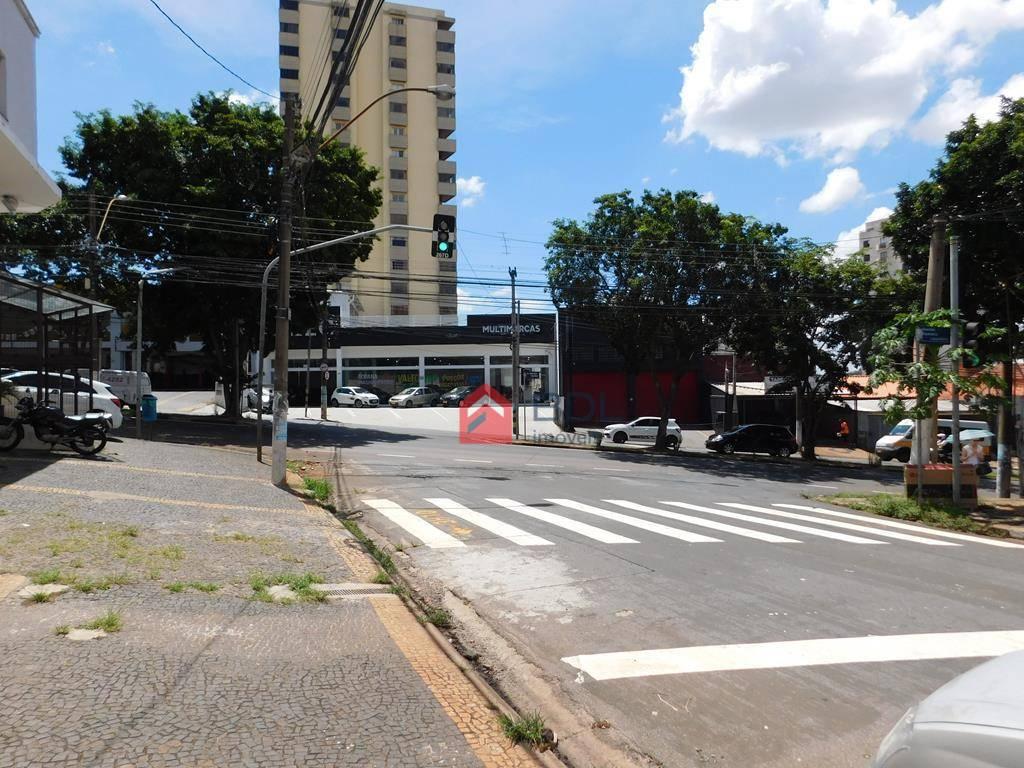 Barracão comercial para locação, Vila Nova, Campinas - BA002
