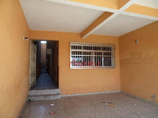 Sobrado residencial à venda, Jardim Sônia Maria, Mauá.