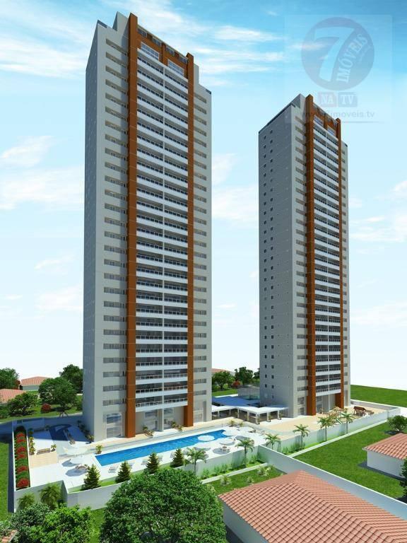 Cobertura residencial à venda, Jardim Luna, João Pessoa - CO