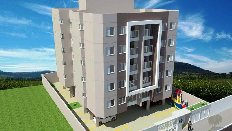 Lançamento residencial à venda, 64 m², Parque São Vicente, Mauá.