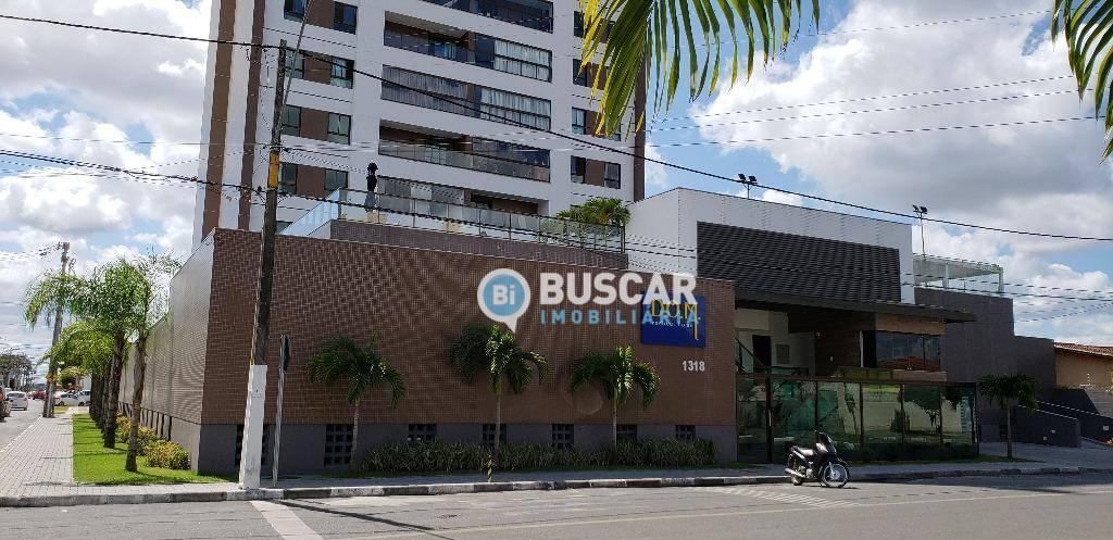 Apartamento com 3 dormitórios à venda, 69 m² por R$ 500.000 - Santa Mônica - Feira de Santana/BA