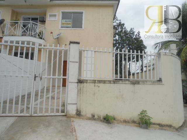 Casa duplex, 2 quartos, Pechincha
