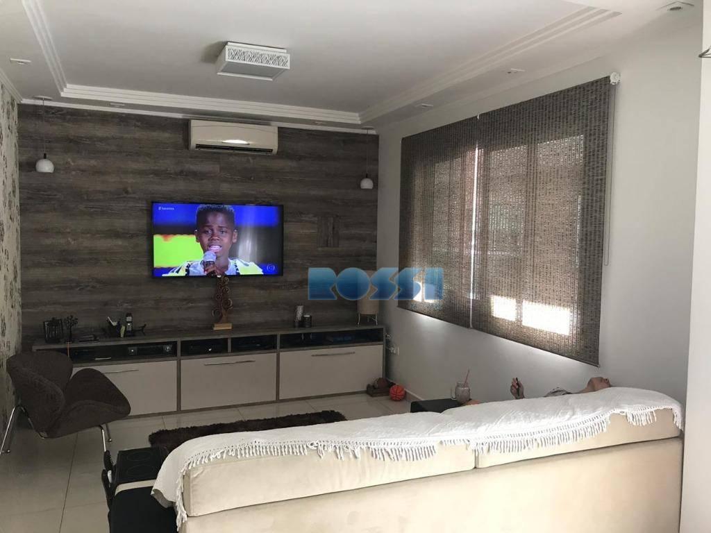 Sobrado com 3 dormitórios à venda por R$ 700.000 - Vila Invernada - São Paulo/SP