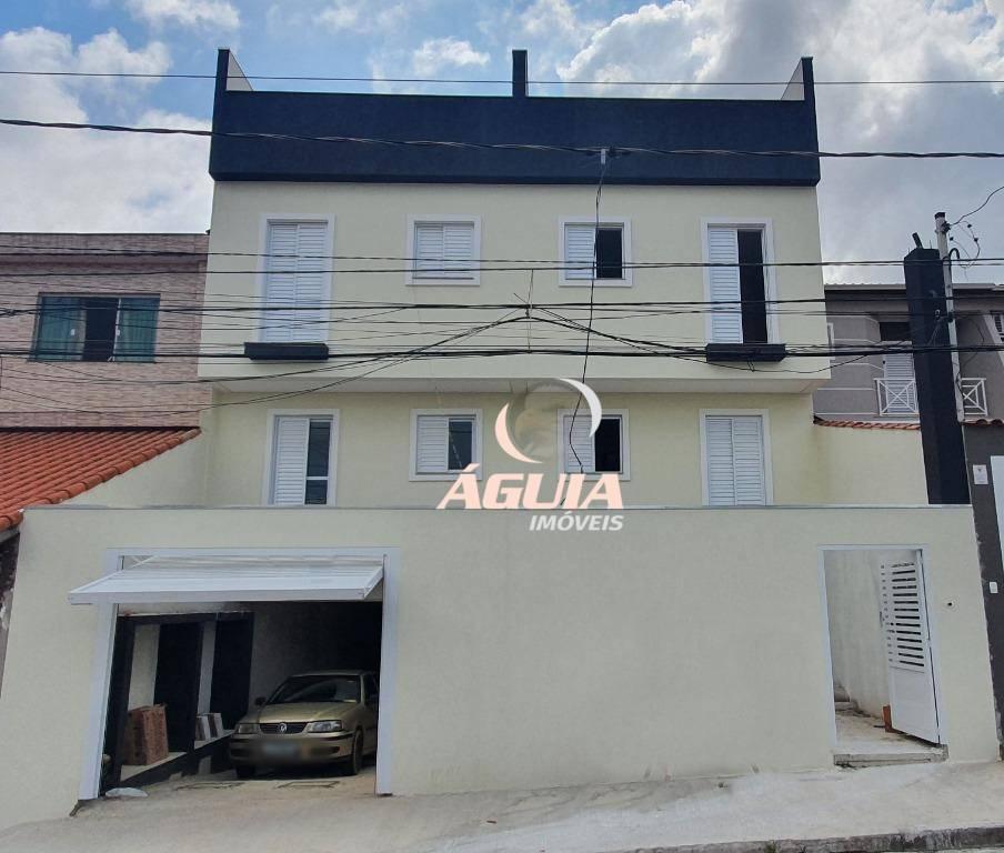 Cobertura com 2 dormitórios à venda, 49 m² por R$ 405.000,00 - Parque Novo Oratório - Santo André/SP