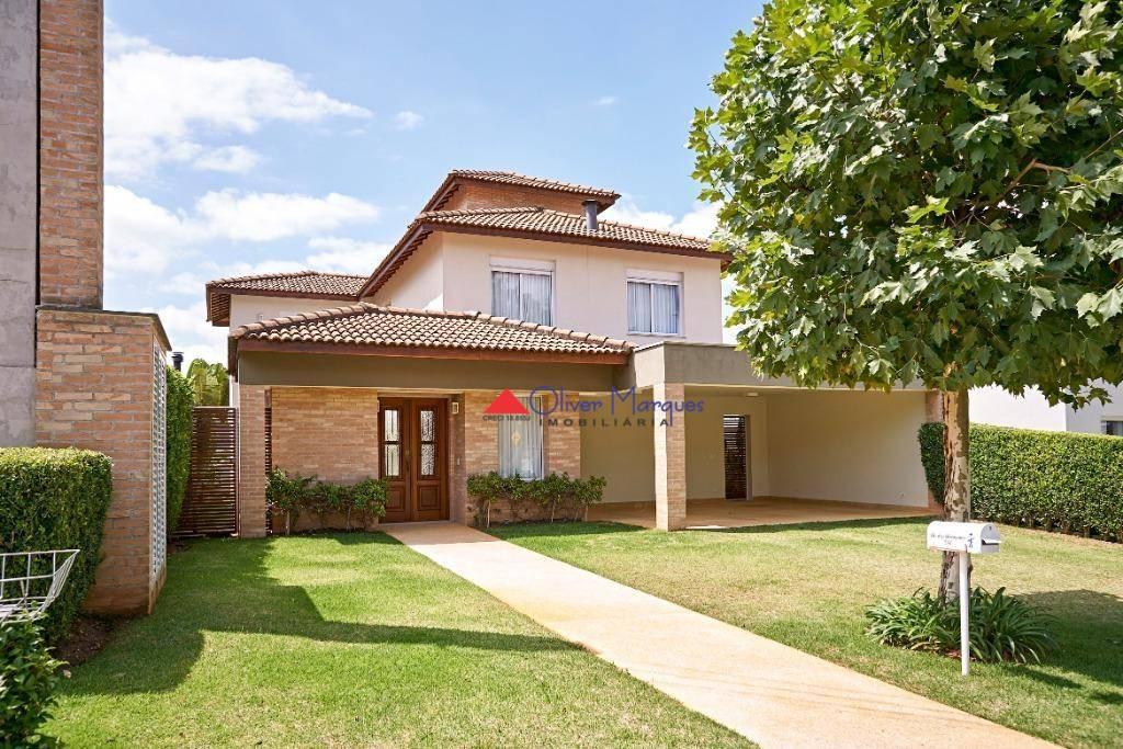 Sobrado à venda, 287 m² por R$ 1.800.000,00 - Morada das Flores (Aldeia da Serra) - Santana de Parnaíba/SP