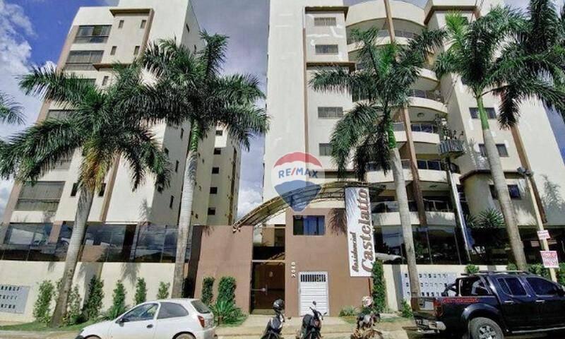 Apartamento com 3 dormitórios, 200 m² - Res. Castelatto venda por R$ 860.000 ou aluguel por R$ 2.862/mês - Agenor de Carvalho - Porto Velho/RO