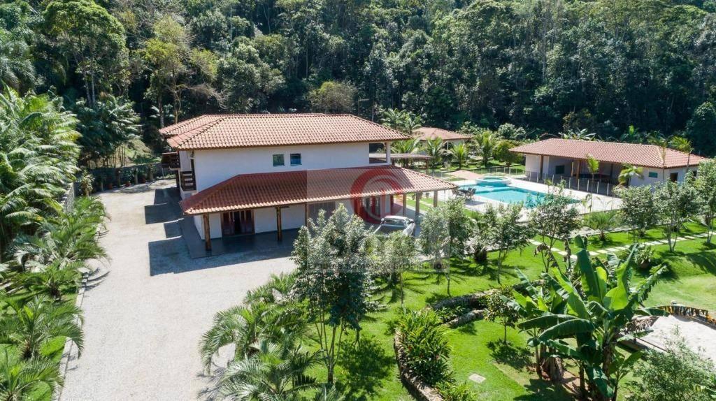 Sobrado à venda, 720 m² por R$ 3.400.000,00 - Jardim Carolina - Ubatuba/SP
