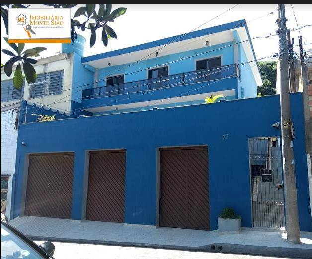 Casa à venda, 340 m² por R$ 795.000,00 - Jardim Bebedouro - Guarulhos/SP