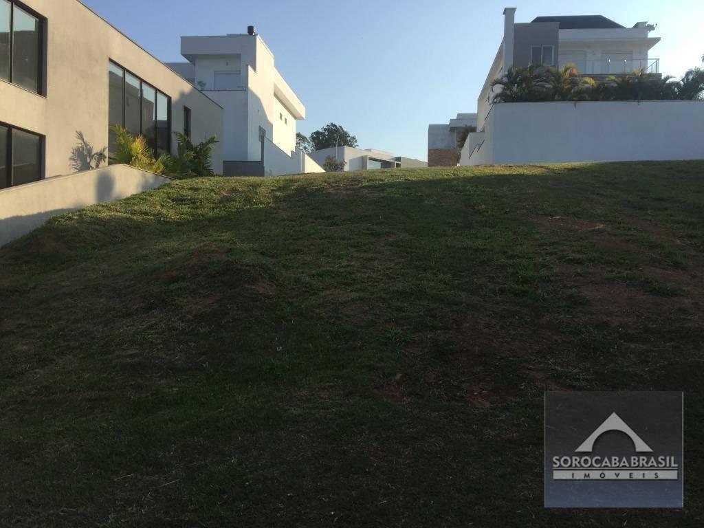 Terreno à venda, 412 m² por R$ 300.000,00 - Alphaville Nova Esplanada I - Votorantim/SP