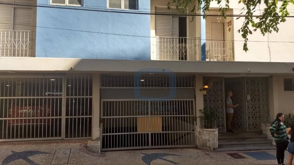 Kitnet residencial à venda e locação, Bosque, Campinas - KN0060.