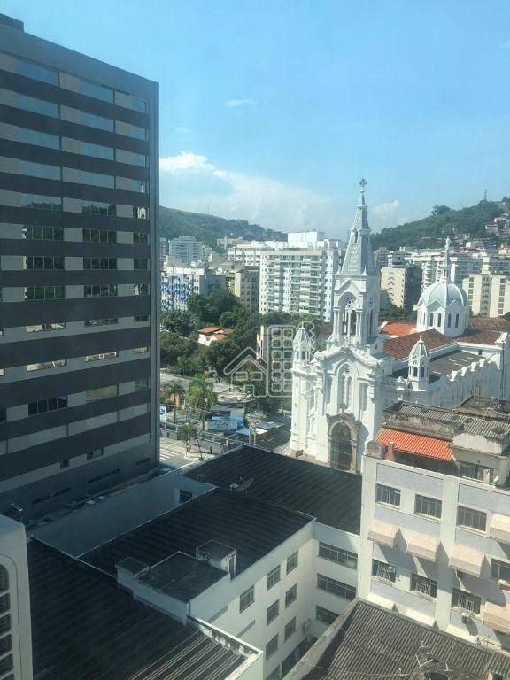 Sala à venda, 30 m² por R$ 260.000,00 - Icaraí - Niterói/RJ