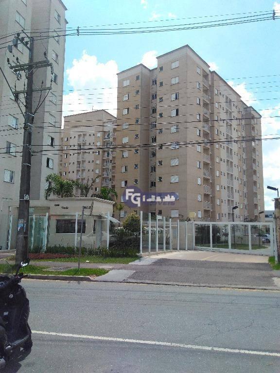 Apartamento para locação 2 quartos com suíte -Bairro  Fanny,