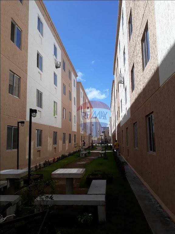 Apartamento residencial para locação, Barra de Jangada, Jaboatão dos Guararapes.