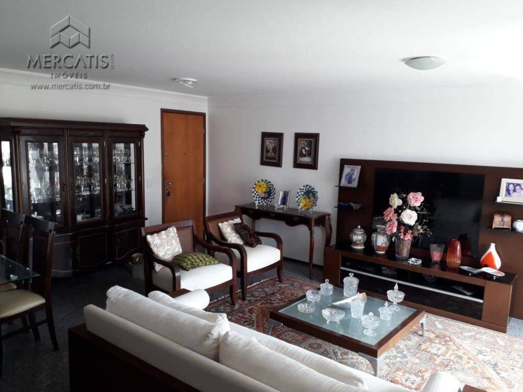 edifício jardins de canelaunidade 601   6º. andar venda apto 130m² com 3 suítes, lavabo, wc...