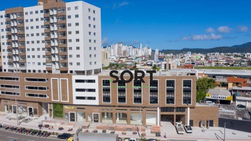 Icon Residence, 1 suíte + 1 dormitório + 1 Home Office em frente ao Balneário Shopping