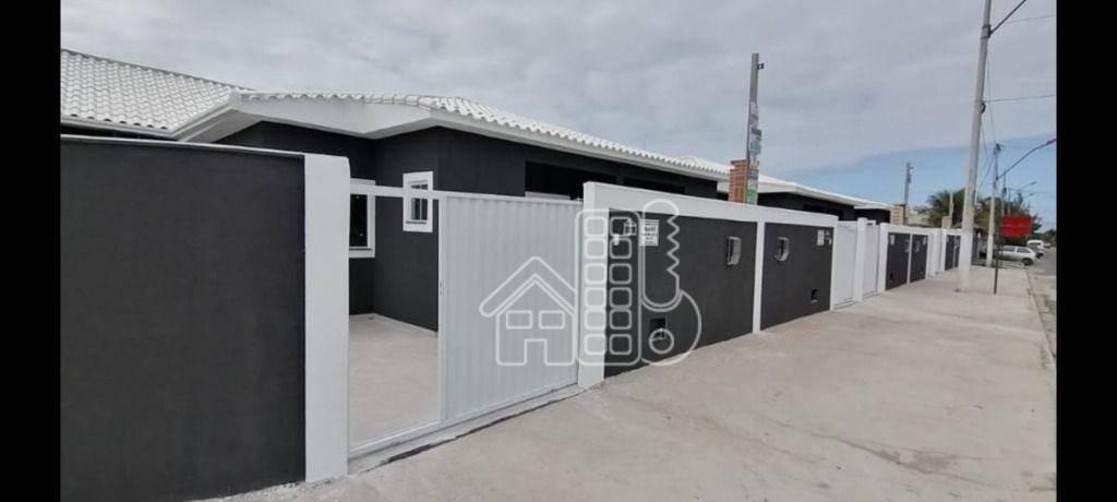 Casa com 2 dormitórios à venda, 60 m² por R$ 270.000,00 - Jardim Atlântico Leste (Itaipuaçu) - Maricá/RJ