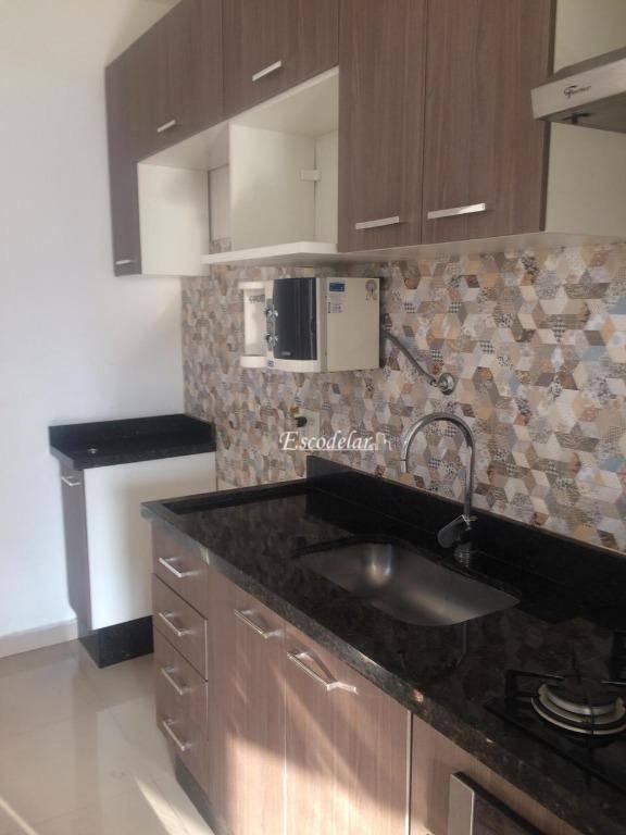 Apartamento com 2 dormitórios à venda, 62 m² - Vila Leonor -