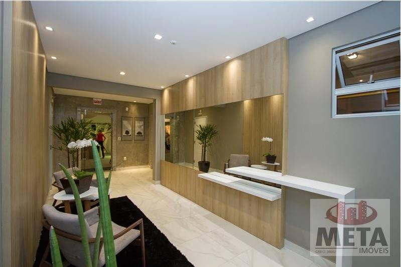 Apartamento com 3 Dormitórios à venda, 71 m² por R$ 368.700,00
