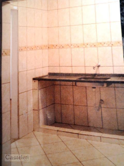 Casa de 2 dormitórios à venda em Vila Orozimbo Maia, Campinas - SP