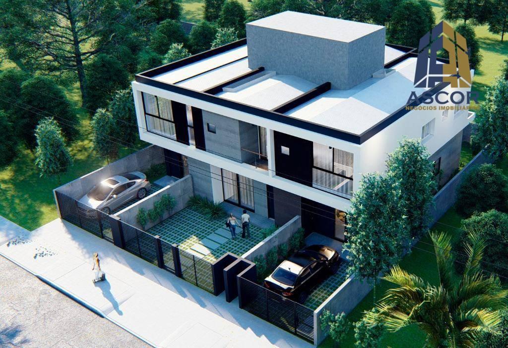 Casa com 3 dormitórios à venda, 131 m² por R$ 960.000,00 - Rio Tavares - Florianópolis/SC