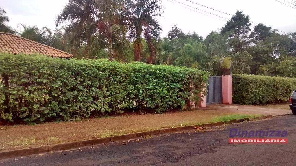 Chácara residencial para venda e locação, Jockey Park, Uberaba - CH0052.