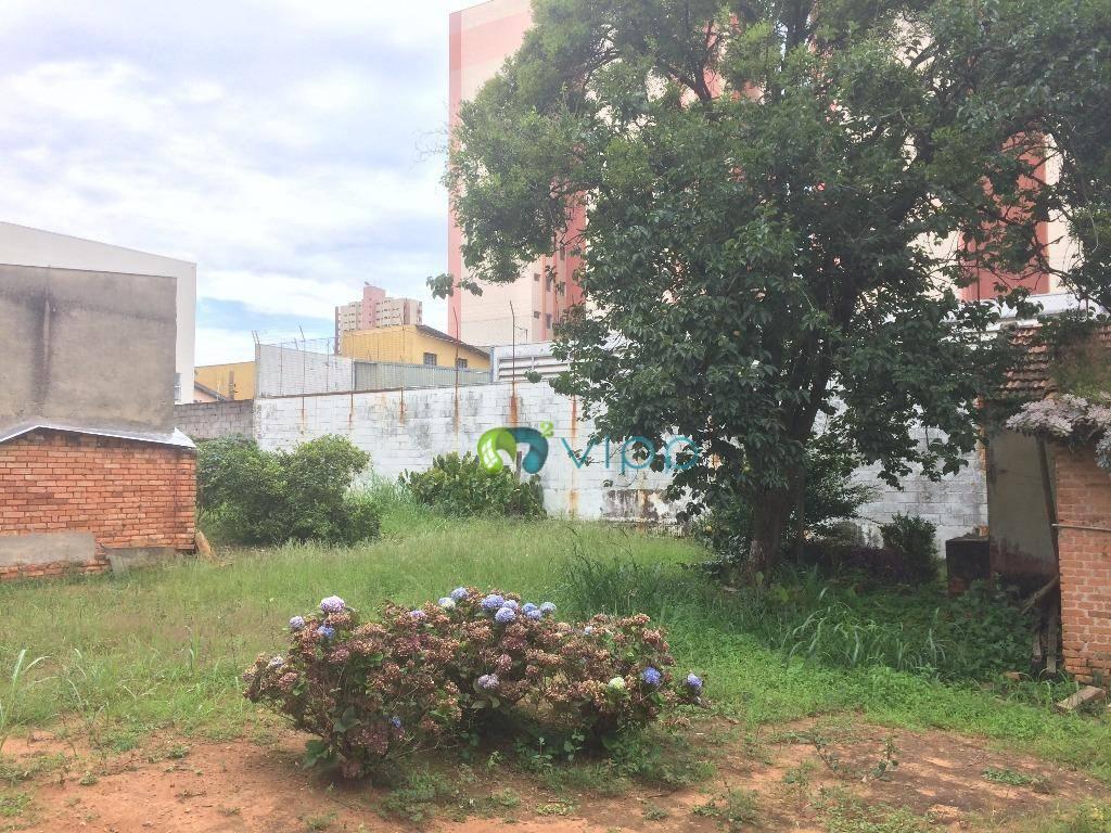 Terreno com 1.012 m², Totalmente Plano, Excelente Bairro, Aceita construção residencial e comercial, Jundiaí, Villa Arens II