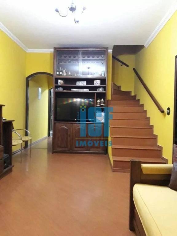 Sobrado com 2 dormitórios à venda, 190 m² por R$ 670.000 - Parque Alexandre - Cotia/SP - SO5498.