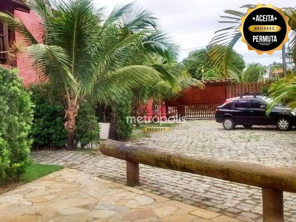 Sobrado com 2 dormitórios à venda, 85 m² por R$ 225.000 - Jardim das Palmeiras - Itanhaém/SP
