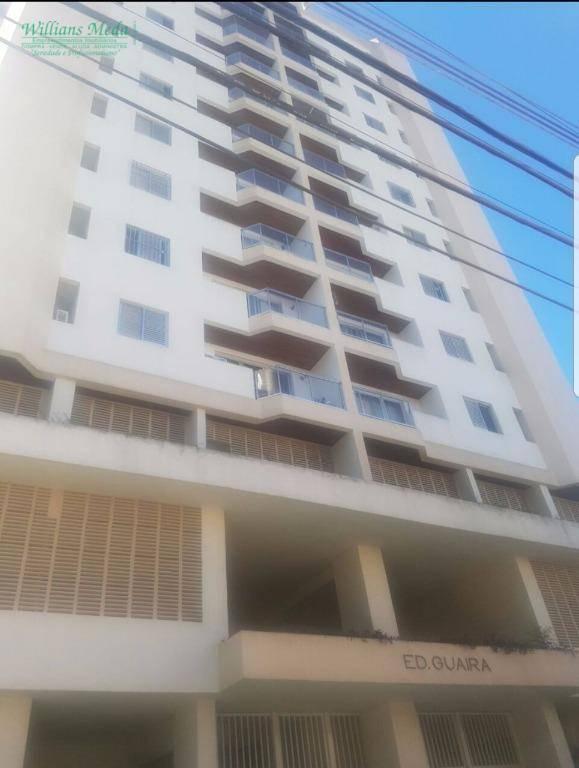 Apartamento residencial para locação, Jardim Barbosa, Guarul