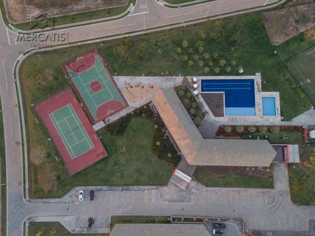 clube e área de lazer | condomínio alpha residencial 1