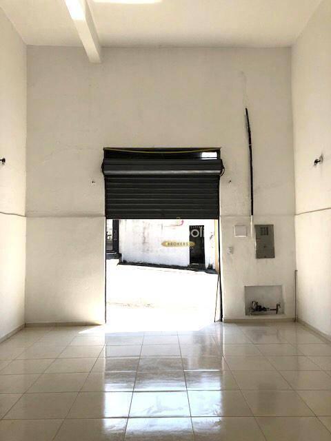 Salão para alugar, 80 m² por R$ 2.000,00/mês - Nova Gerti - São Caetano do Sul/SP
