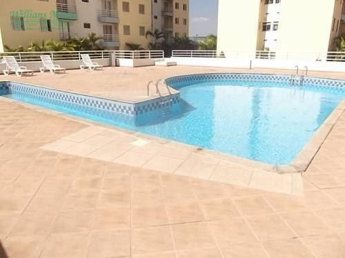 Apartamento com 2 dormitórios à venda, 46 m² por R$ 265.000 - Macedo - Guarulhos/SP