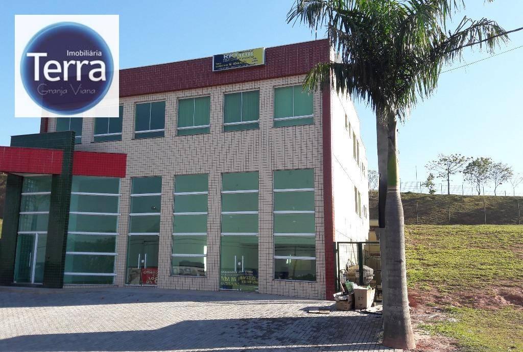 Prédio comercial para venda e locação, Granja Viana.