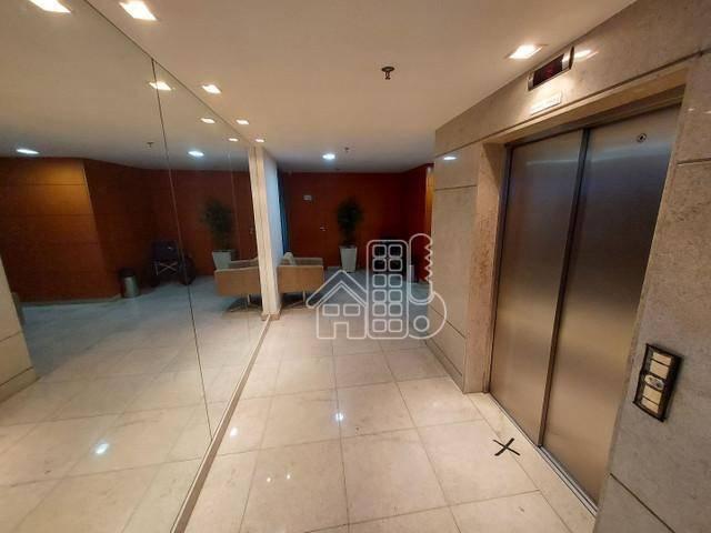 Sala à venda, 25 m² por R$ 285.000,00 - Jardim Icaraí - Niterói/RJ