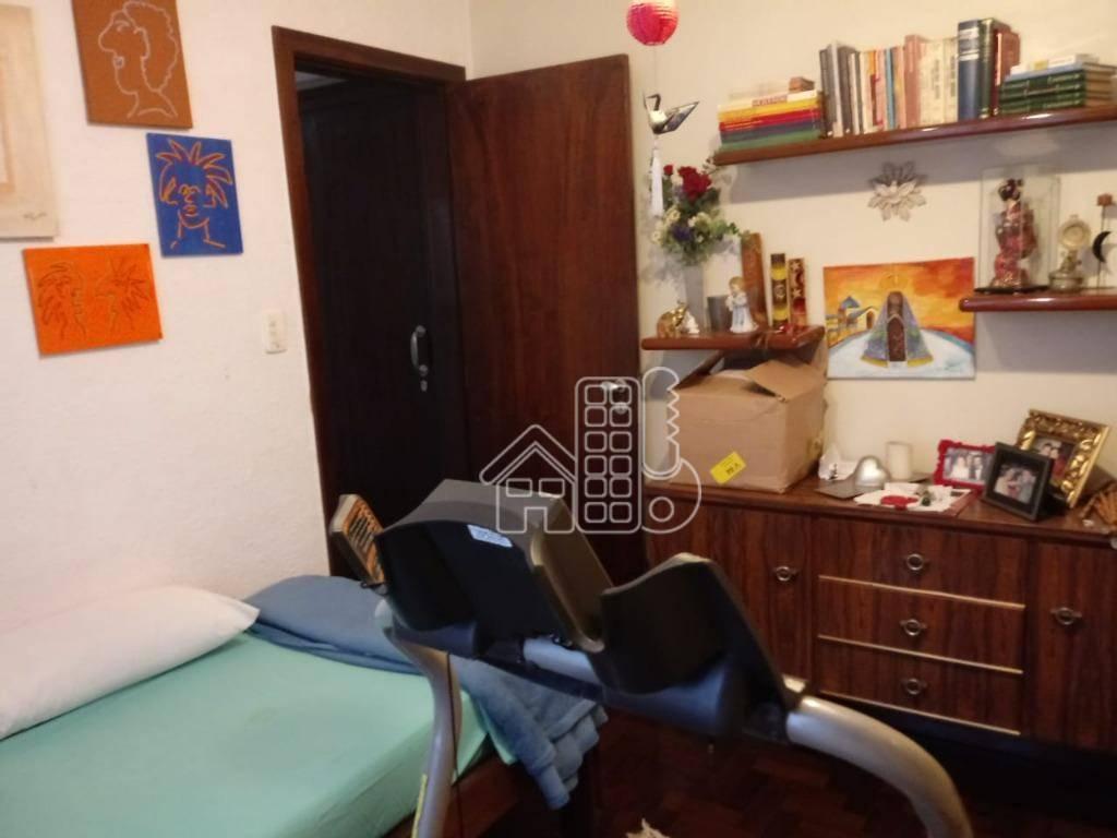 Apartamento com 4 dormitórios à venda, 140 m² por R$ 1.150.000,00 - Icaraí - Niterói/RJ