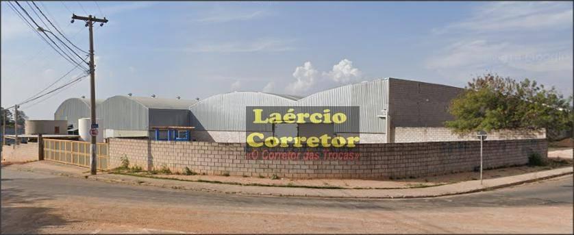 Galpão em Valinhos SP, com 2.388m² Constr. e 2846m² Terreno, Comercial e Industrial Leve - R$ 5.200.000,002.8