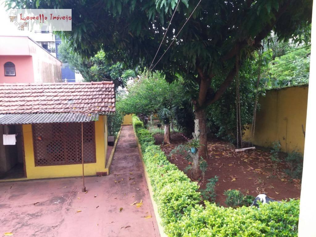 Terreno à venda, 400 m² por R$ 1.280.000 - Campestre - Santo André/SP