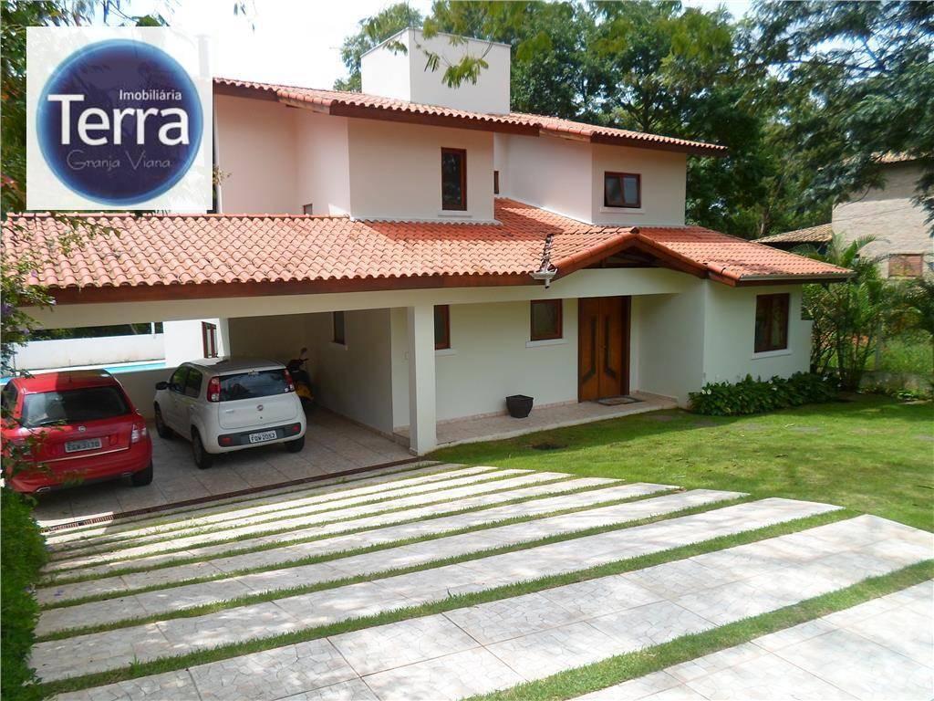 Casa  residencial à venda, Nova Higienópolis, Granja Viana.